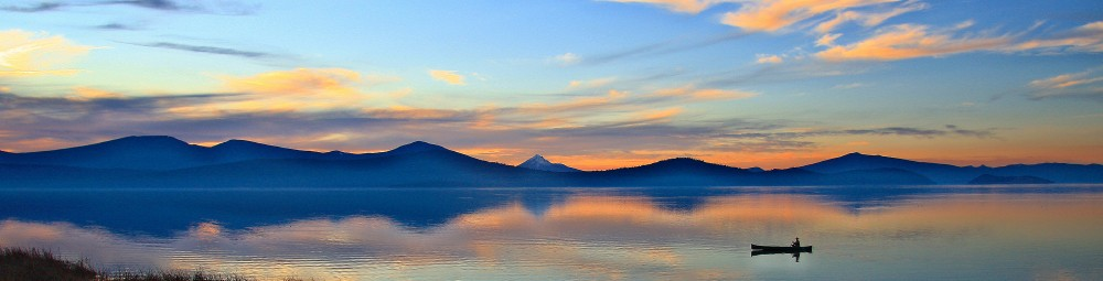 Lac Klamath - Oregon © XDR