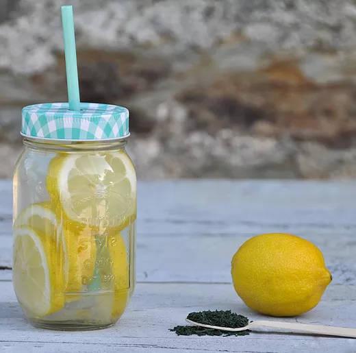 boisson-spiruline